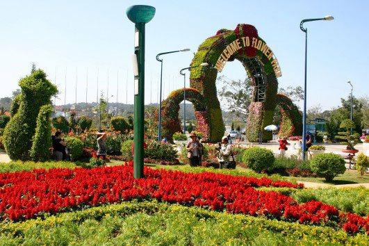 Tour du lịch Nha trang, Đà lạt 5 ngày