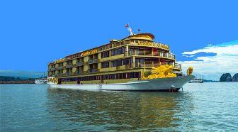 Tour Du Thuyền Golden cruise - 2 ngày 1 đêm
