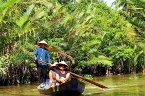 Tour du lịch Tiền Giang, Bến tre 1 ngày