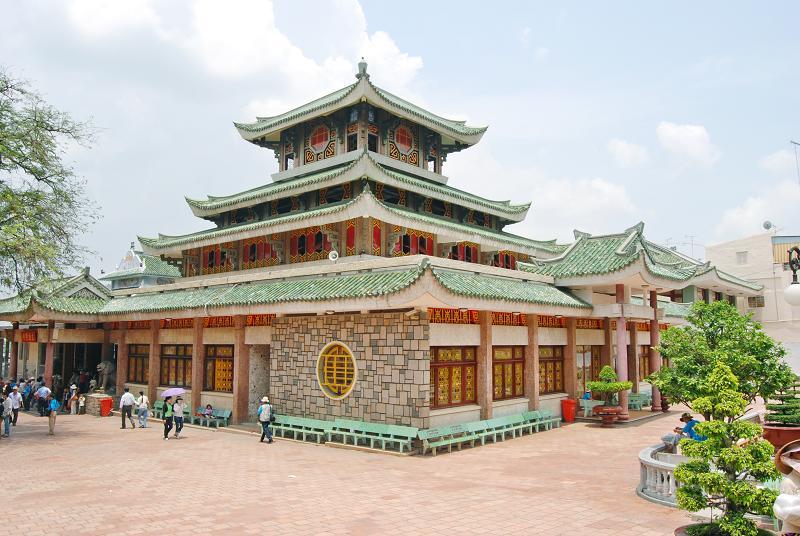 Tour du lịch Châu Đốc, Hà Tiên, Phú Quốc 5 ngày