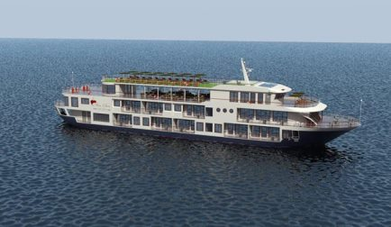 Tour du lịch Hạ Long, Vịnh Lan Hạ trên Du thuyền Mon Chéri