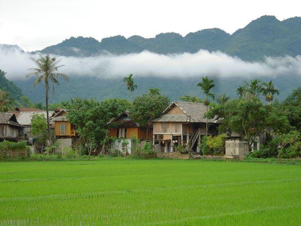 Bản Pom Coong Mai Châu