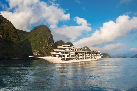 Tour du lịch Hạ Long 2 ngày trên du thuyền President Cruise