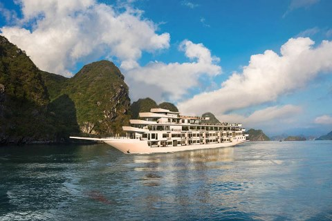 Du thuyền President Cruise