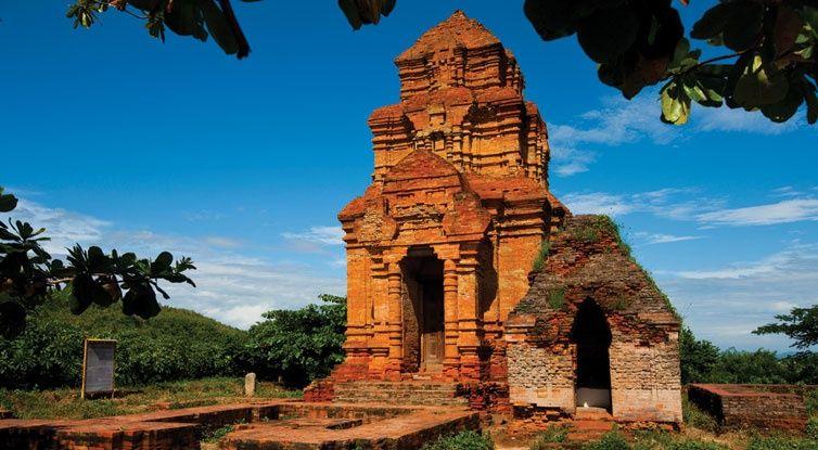 Tháp Chàm Posanu