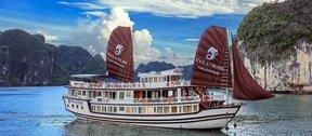 Tour du lịch Hạ Long 2 ngày trên Du thuyền Viola Cruise